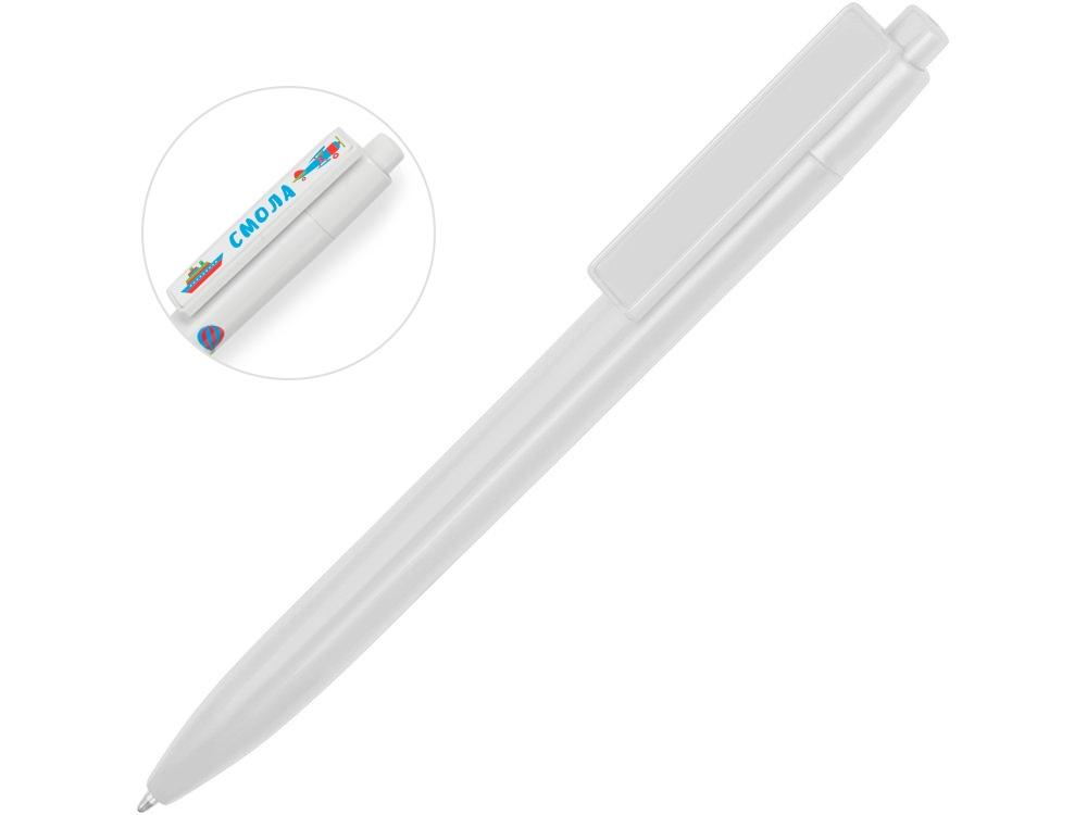 Ручка пластиковая шариковая Mastic под полимерную наклейку, белый