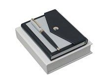 Набор: блокнот A6, ручка шариковая (арт. CPBM634L)