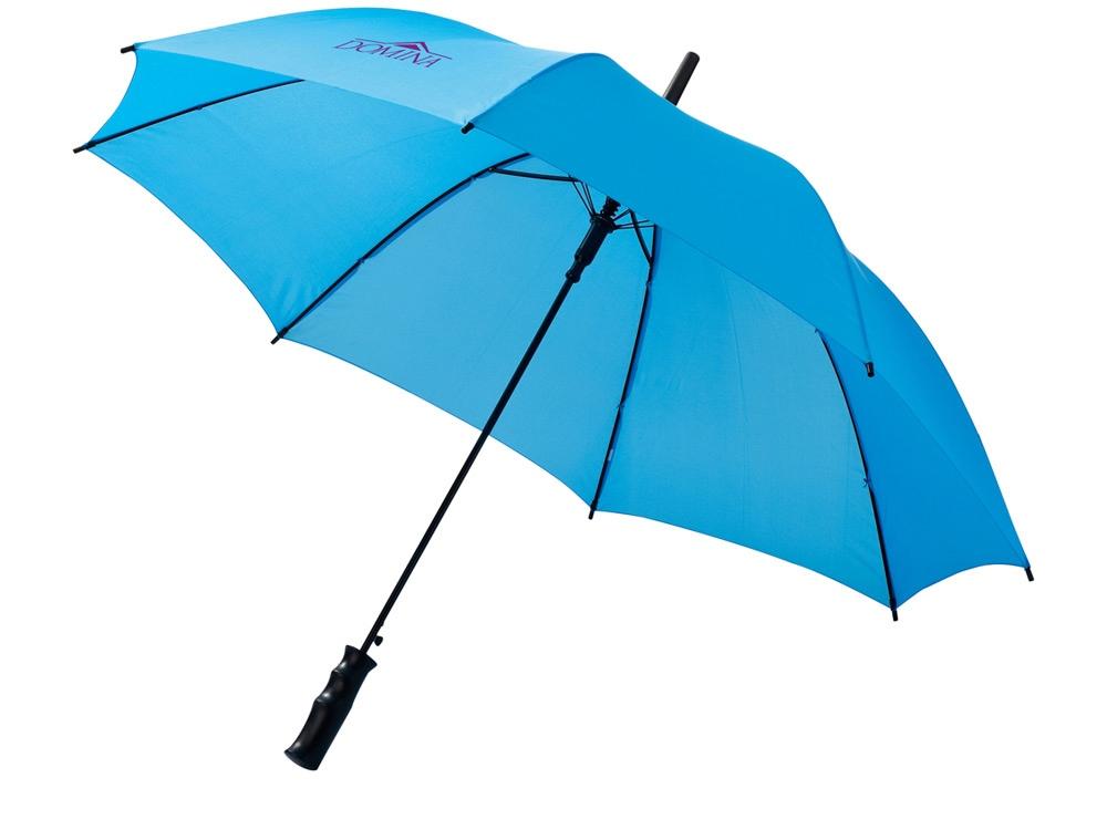Зонт Barry 23 полуавтоматический, голубой