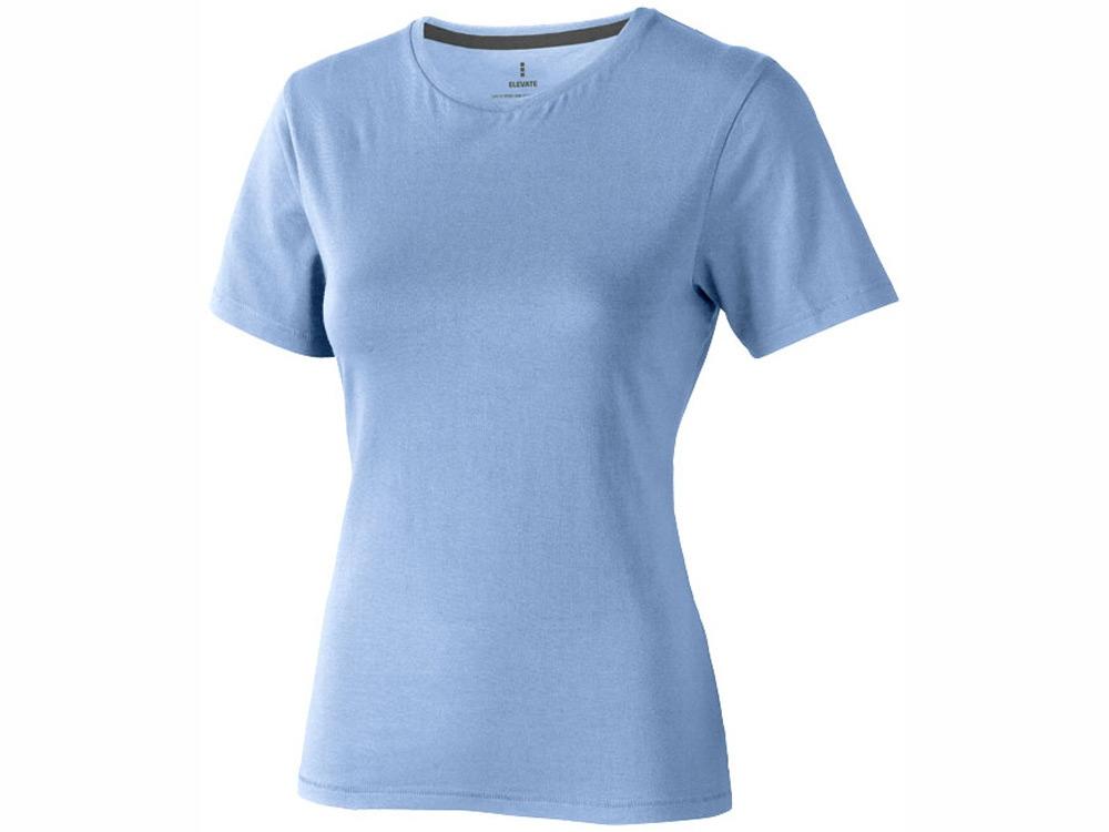 Футболка Nanaimo женская, светло-голубой