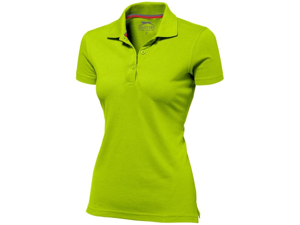 Рубашка поло Advantage женская, зеленое яблоко