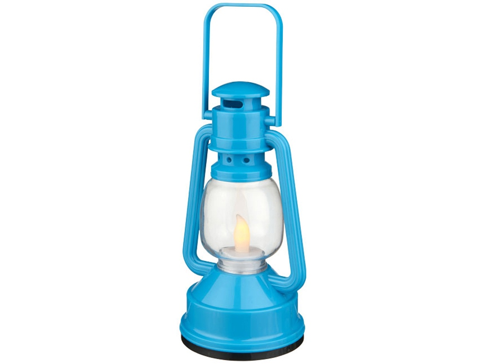 Диодный фонарик Emerald, ярко-синий