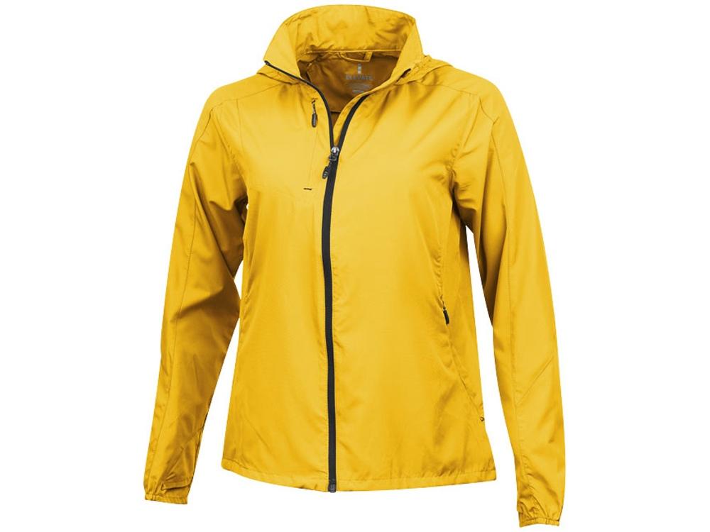 Куртка Flint женская, желтый