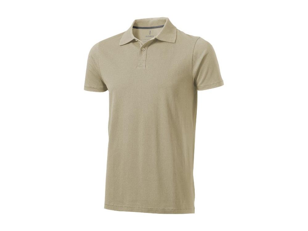 Рубашка поло Seller мужская, хаки