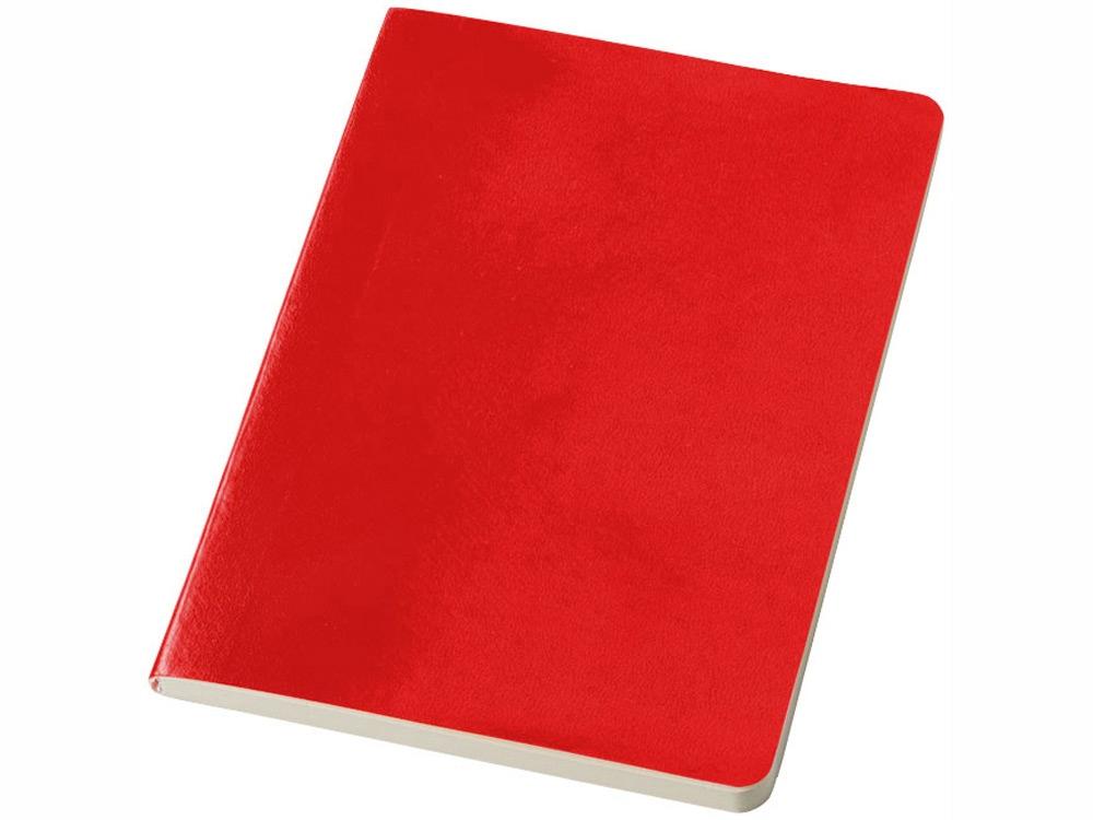Блокнот А5 Gallery, красный