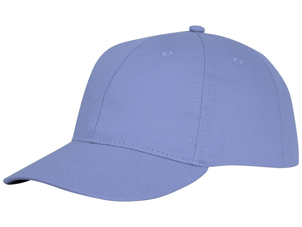 Шестипанельная кепка Ares, светло-синий