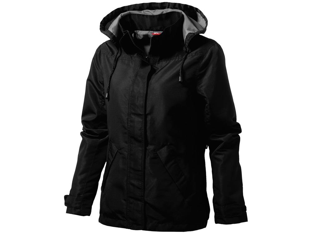 Куртка Top Spin женская, черный