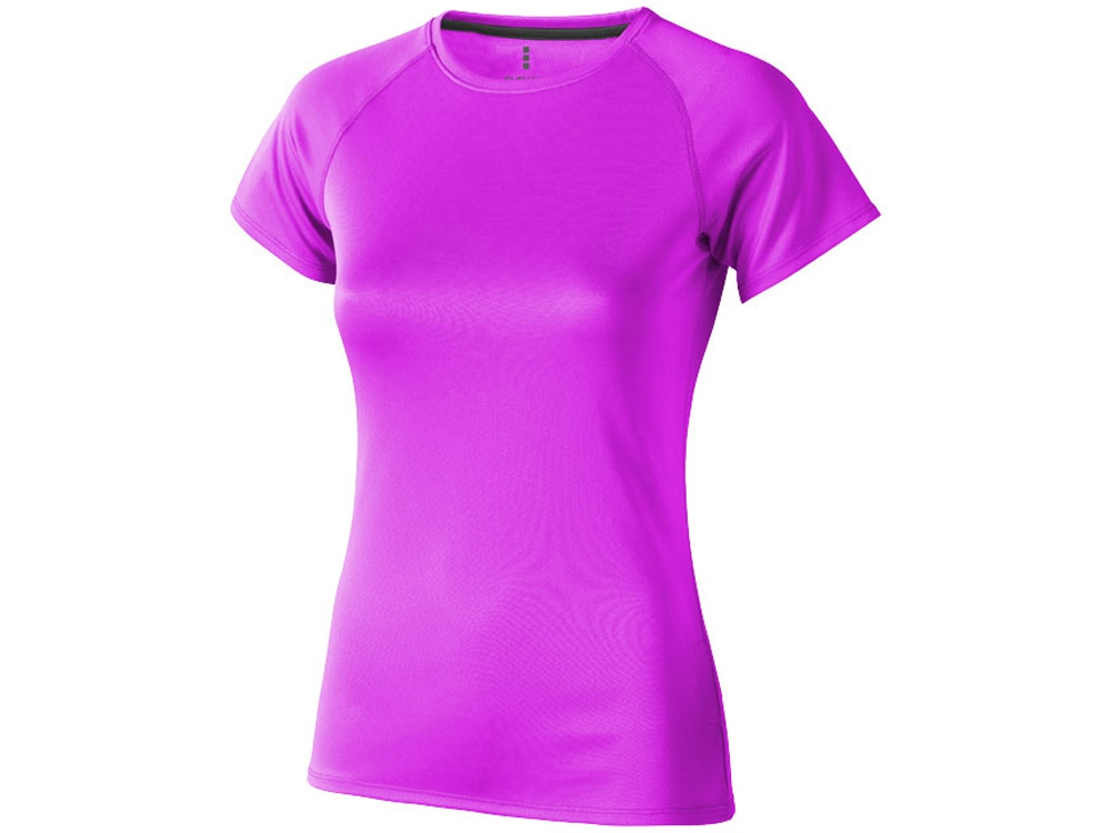 Футболка Niagara женская, неоновый розовый