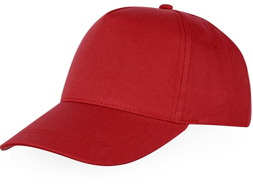 Бейсболка Memphis детская, красный
