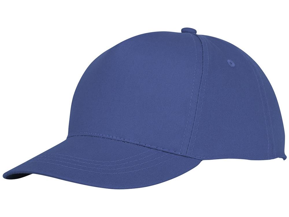 Пятипанельная кепка Hades, синий