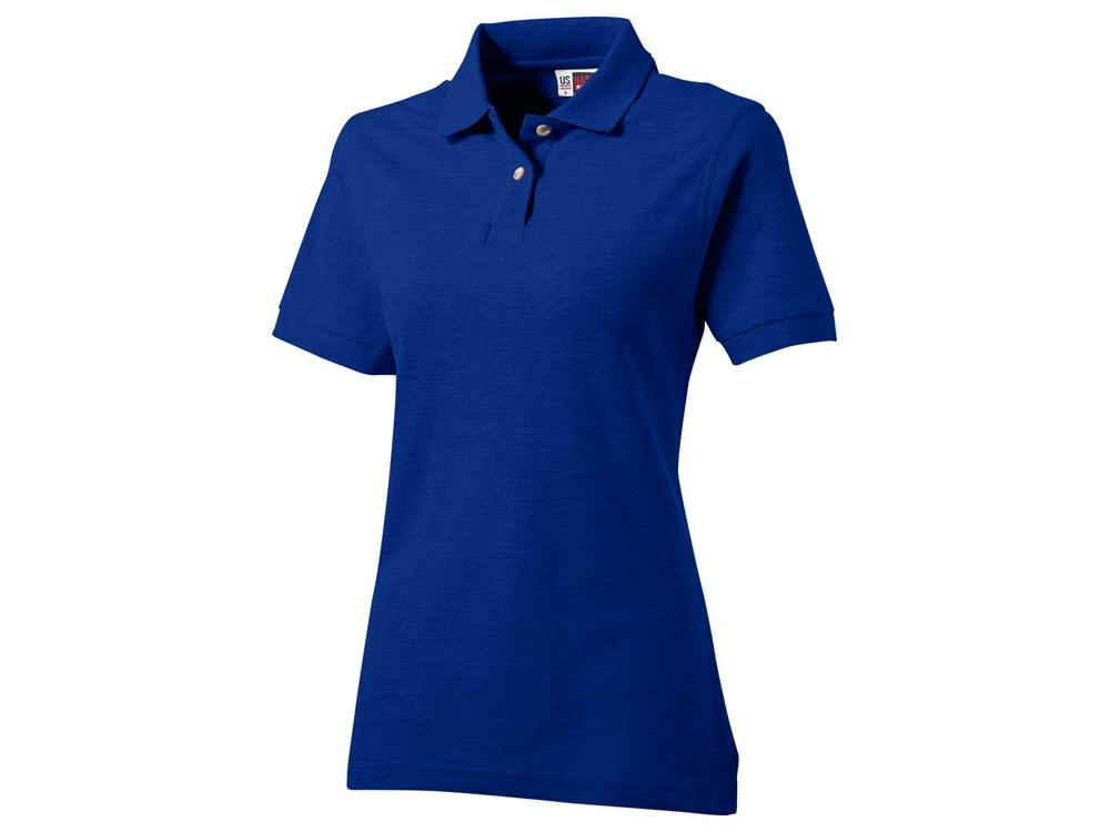 Рубашка поло Boston женская, классический синий