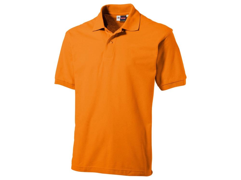 Рубашка поло Boston мужская, оранжевый
