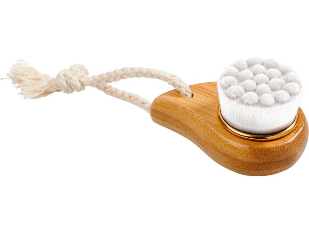 Щетка из бамбука Plato для лица, белый