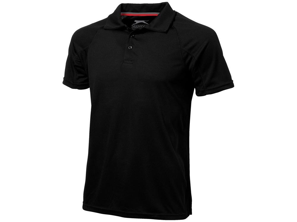 Рубашка поло Game мужская, черный