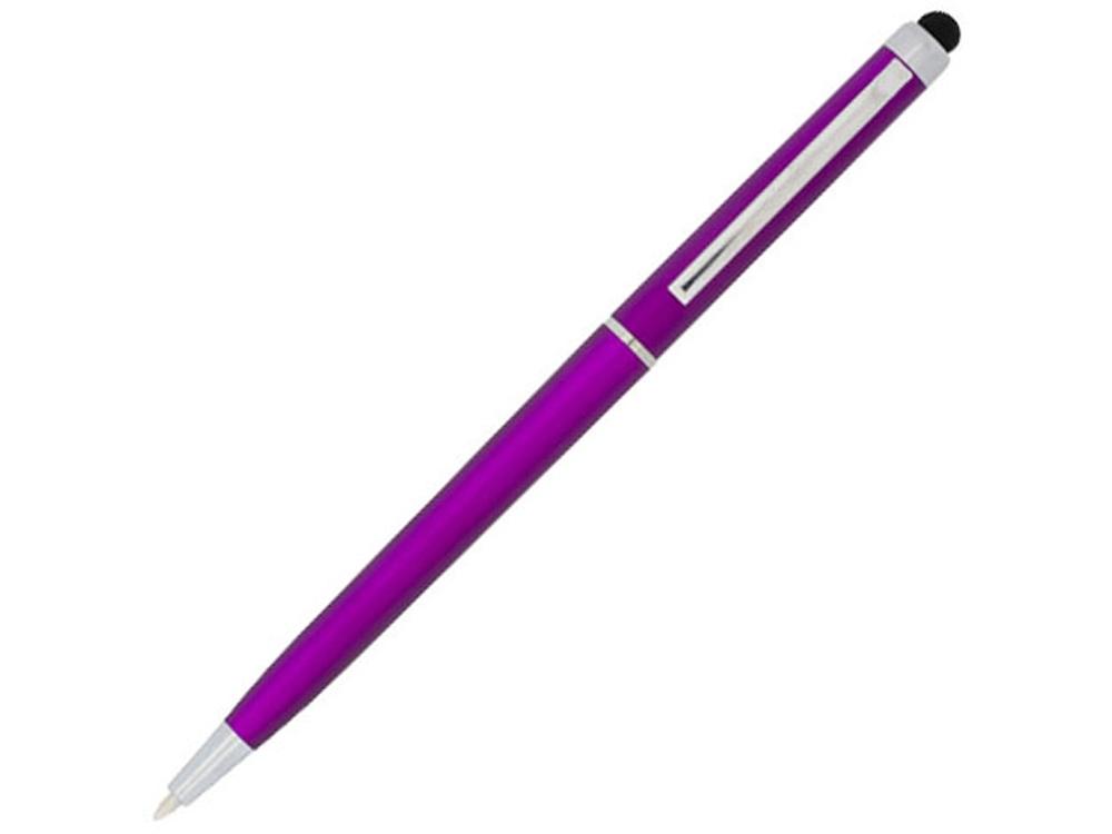 Ручка пластиковая шариковая Valeria, розовый