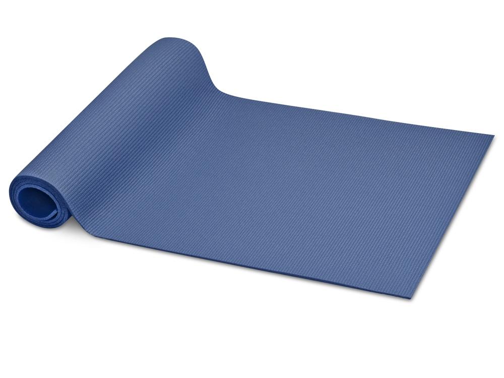 Коврик Cobra для фитнеса и йоги, ярко-синий