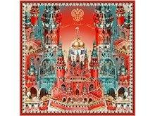 Платок «Кремль - Москва - Фаберже» (арт. 94905)