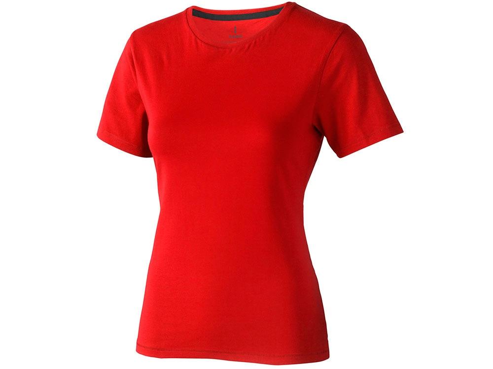 Футболка Nanaimo женская, красный