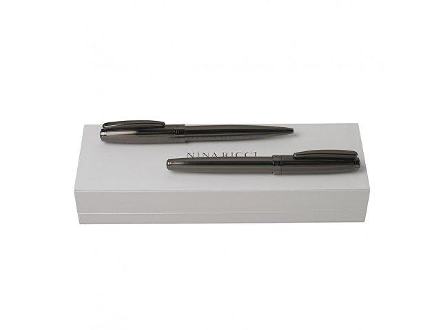 Подарочный набор Ramage: ручка роллер, ручка шариковая. Nina Ricci, GUN