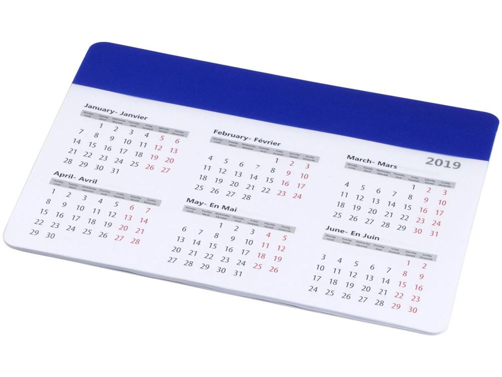 Коврик для мыши Chart с календарем