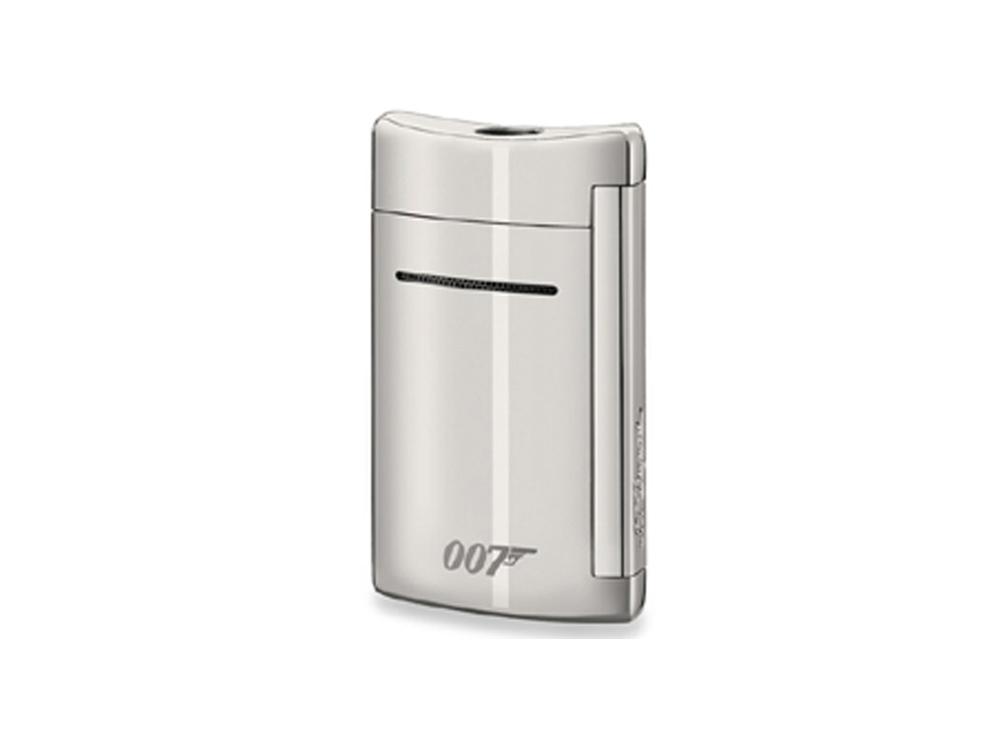 Зажигалка Minijet. S.T.Dupont, серебристый