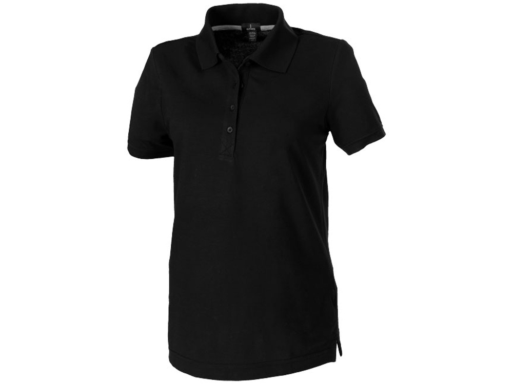 Рубашка поло Crandall женская, черный