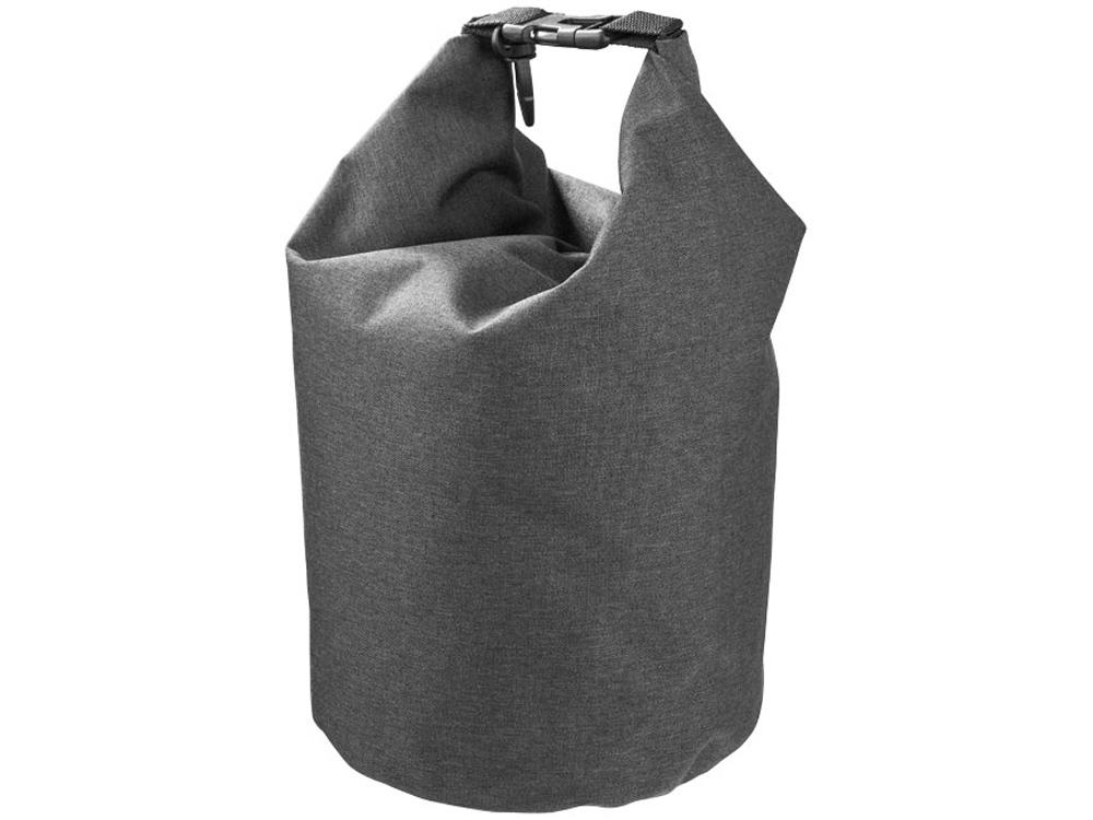Туристический 5-литровый водонепроницаемый мешок, темно-серый