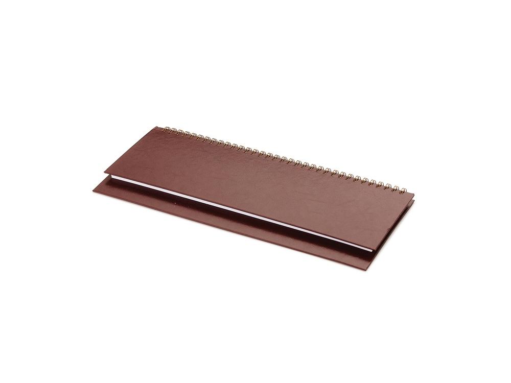 Планинг недатированный Ideal New, коричневый