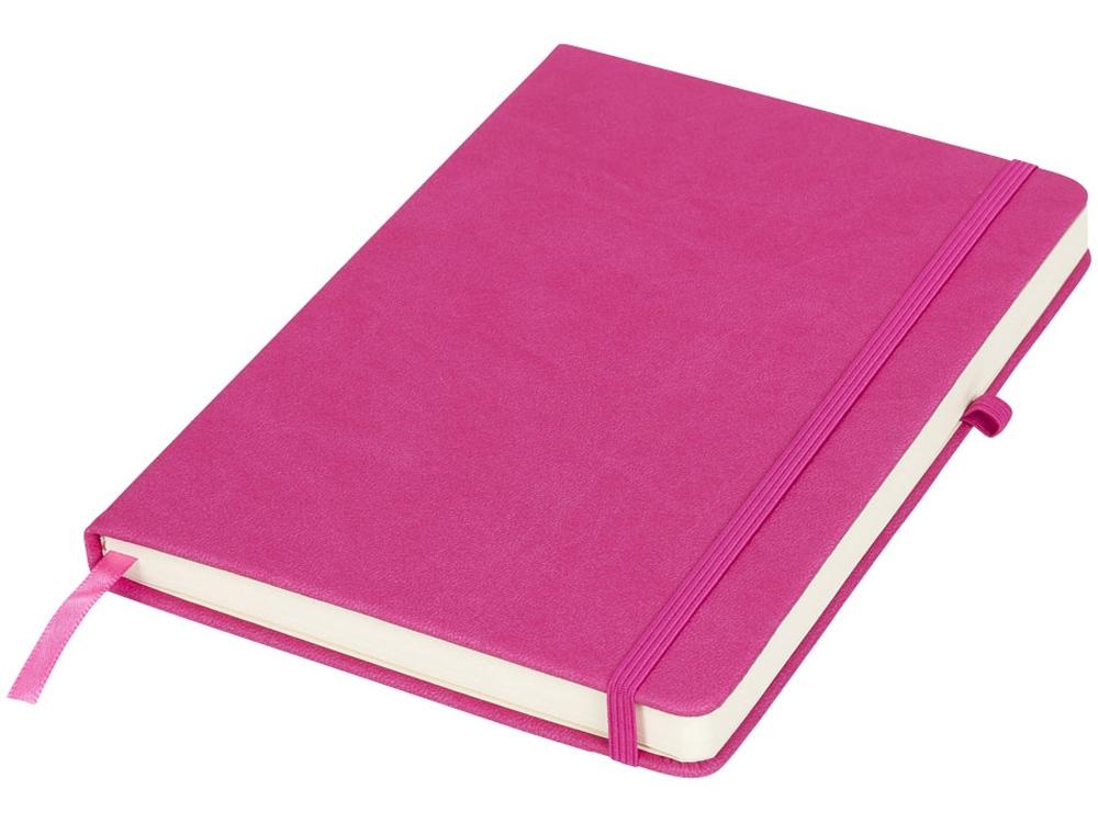 Блокнот Rivista среднего размера, розовый