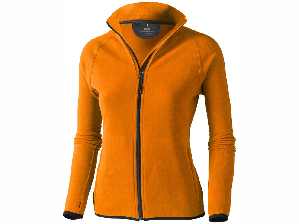 Куртка флисовая Brossard, женская, оранжевый