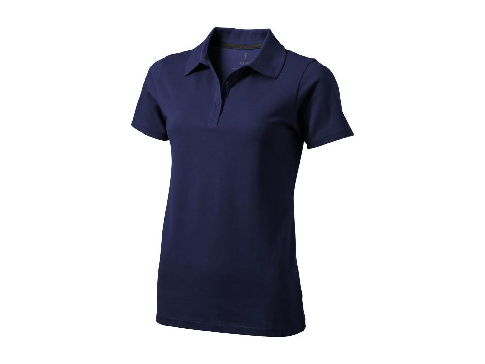 Рубашка поло Seller женская, темно-синий