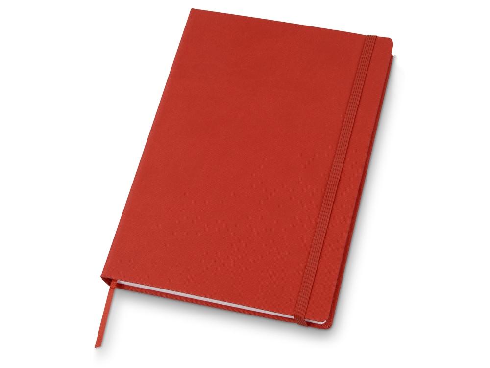 Ежедневник недатированный А5 Strap AR , красный