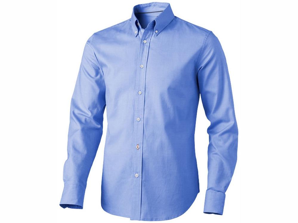 Рубашка Vaillant мужская с длинным рукавом, голубой