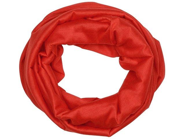 Снуд «Farbe», красный