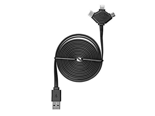 USB-переходник XOOPAR W CABLE 3 в 1