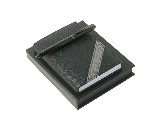 Подарочный набор: блокнот А6, ручка шариковая (арт. UPBM817A)