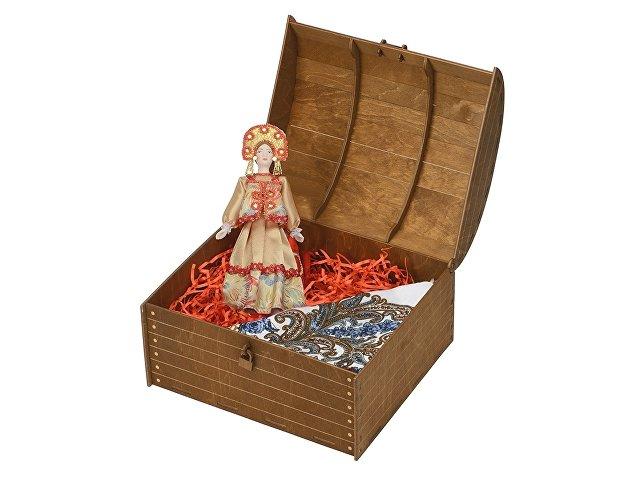 Подарочный набор «Катерина»: кукла, платок (арт. 94800.02)