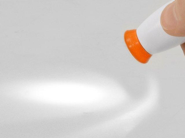 Брелок-фонарик с ручкой «Builder»