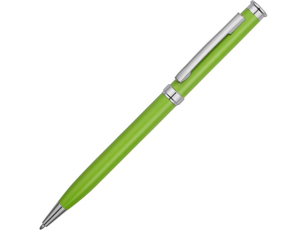 Ручка шариковая Сильвер Сойер, зеленое яблоко