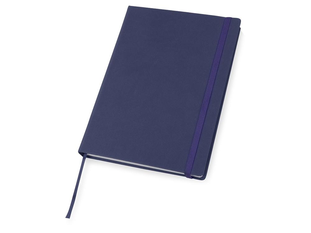 Ежедневник недатированный А5 Strap AR , синий