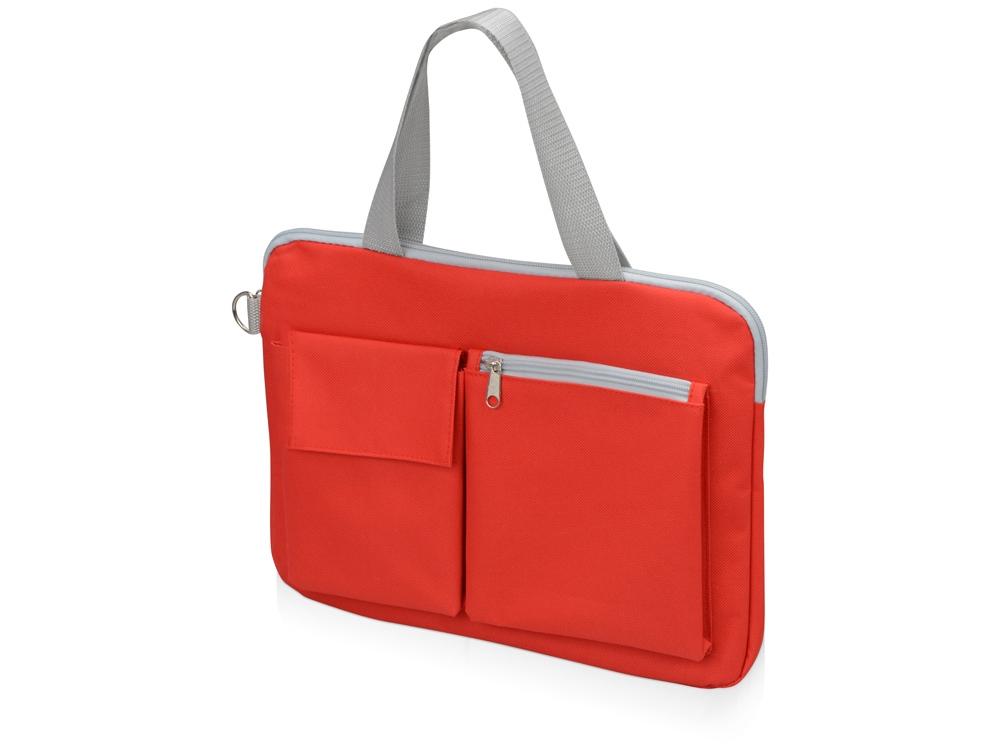 Конференц сумка для документов Event, красный