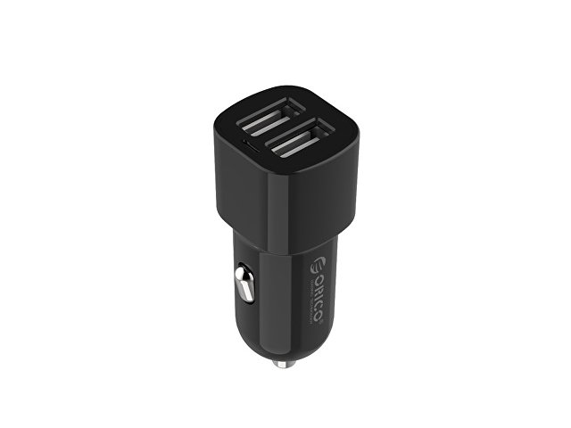 Автомобильное зарядное устройство Orico UCL-2U (черный)