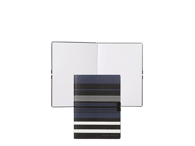 Блокнот А6 Storyline Stripes Blue (арт. HNM908N)