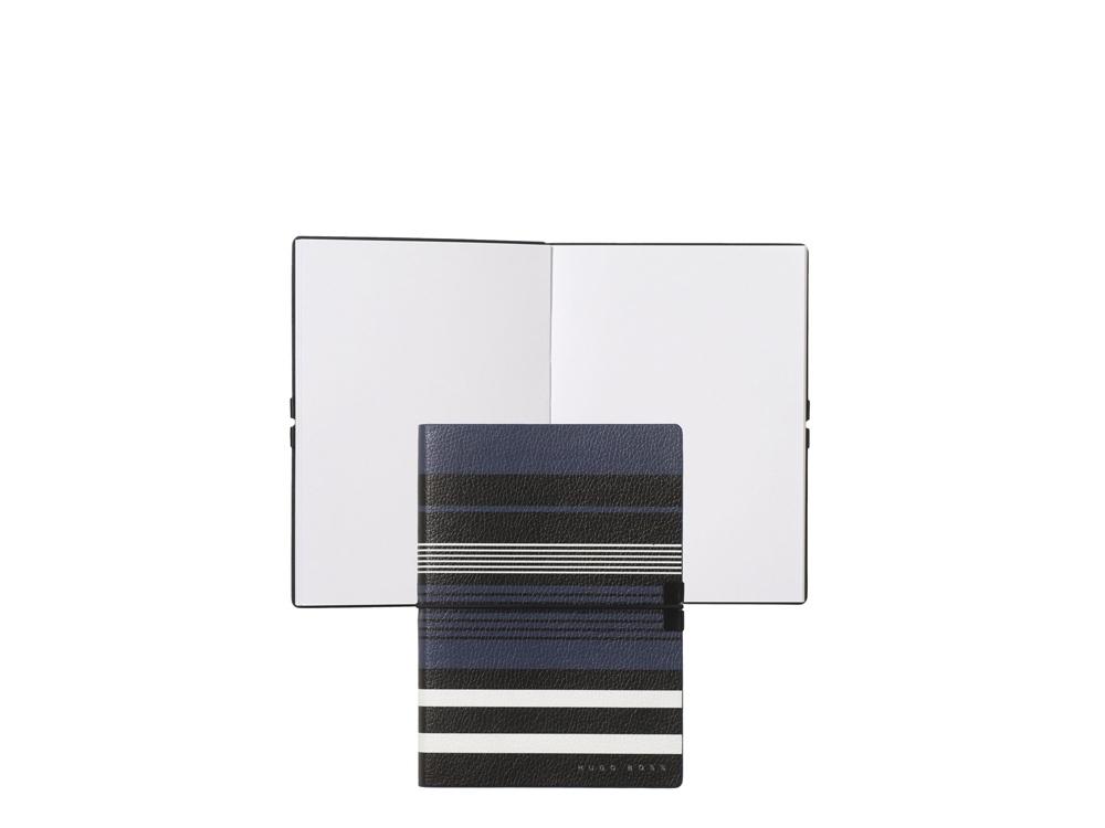 Блокнот формата А6 Storyline Stripes Blue