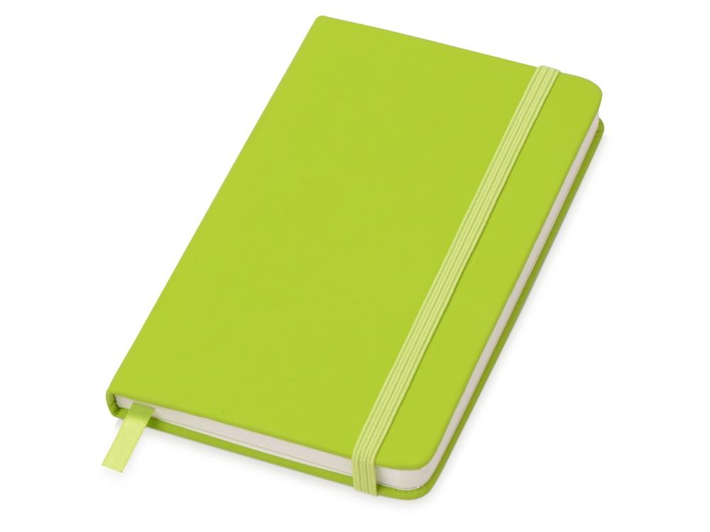 Блокнот А6 Vision, Lettertone, зеленый