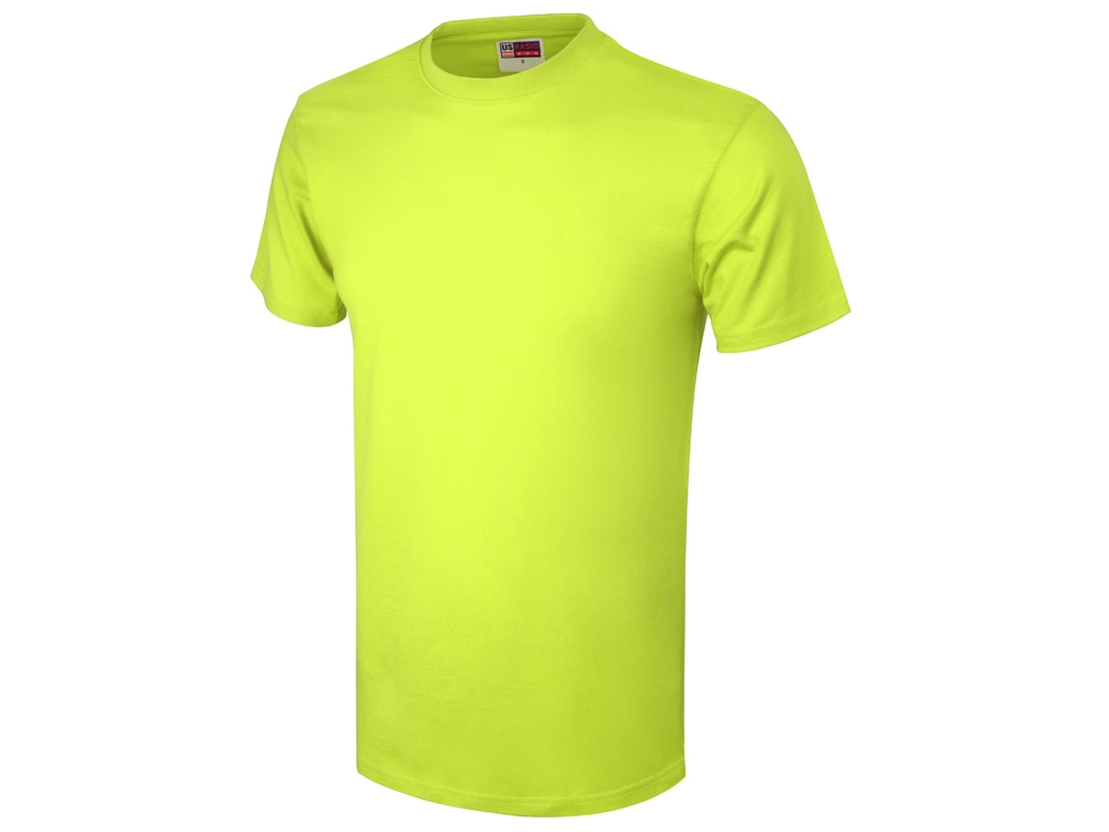 Футболка Super club мужская, зеленое яблоко