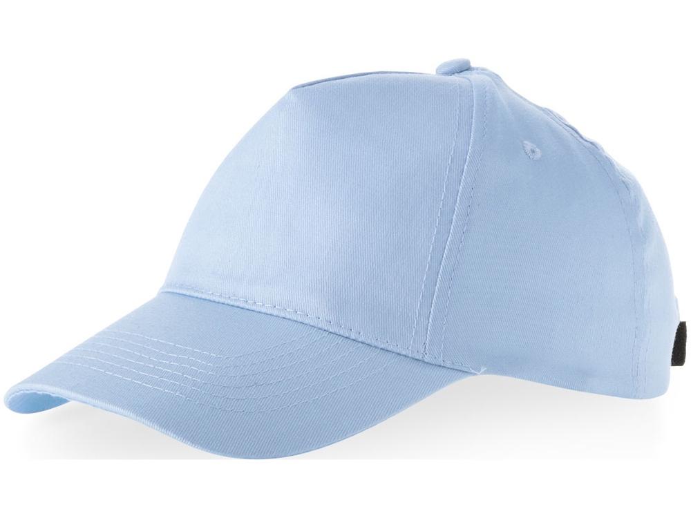 Бейсболка Memphis 5-ти панельная, голубой (Р)