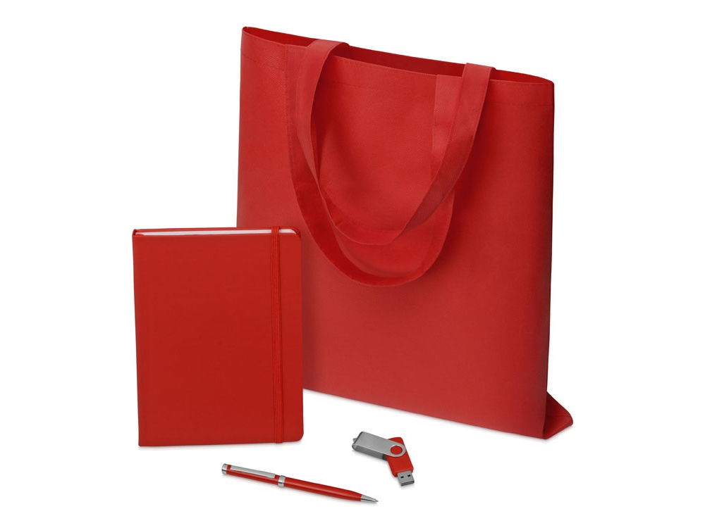 Подарочный набор Guardar, красный