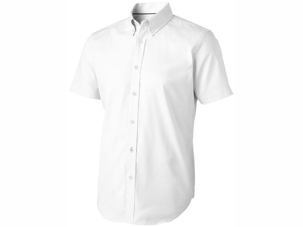 Рубашка Manitoba мужская с коротким рукавом, белый