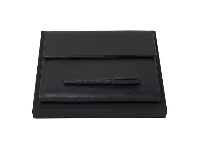 Подарочный набор: блокнот А5, ручка-роллер